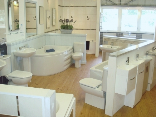 A Small Area Of Our Downstairs Showroom