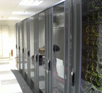 Capable of Designing Server Rooms