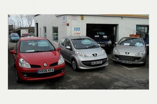 Used Car Dealers Redruth