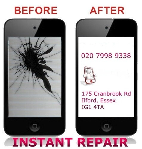 iphone screen repair ilford