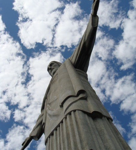Christ the Redeemer, Rio de Janeiro, Brazil - One of the Wonders of the World
