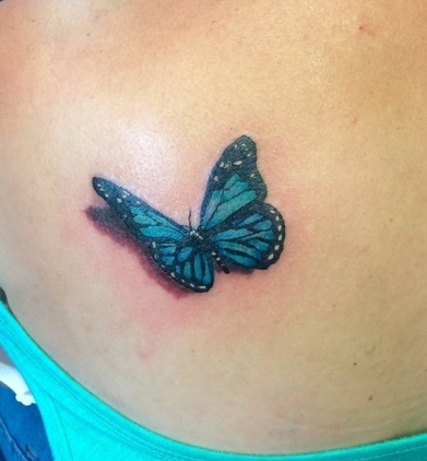 A delicate butterfly from Anna