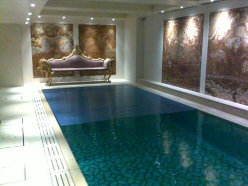 Professional swimming pools swimming pools operation in - Swimming pool at buckingham palace ...