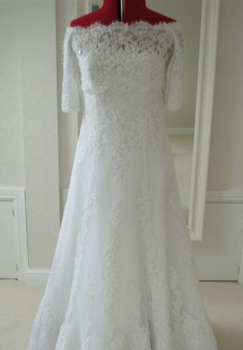 San Patrick Estefania Bridal Gown