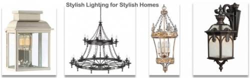 Stylish Period, Gothic and Medieval Lighting