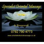 Specialist Oriental Naturist Massage - Bournemouth