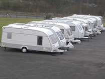 Caravan Storage