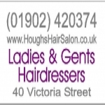 Hough's Hair Salon Wolverhampton
