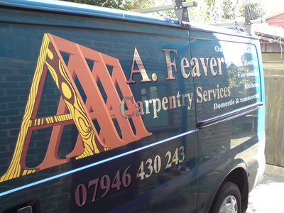 digital print, cut vinyl and metallic chrome films gave this van a distinct finish, a very happy customer!