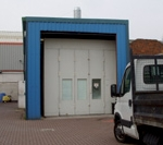 COMMERCIAL VAN  SPRAYBOOTH