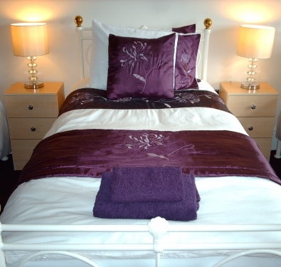 Single room at Crittlewood Guest House £30 per night