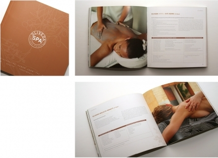 Marketing Brochure - Oliveda Spa, Mallorca