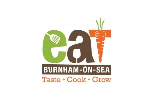 Eat Food Festival Logo Design Burnham On Sea