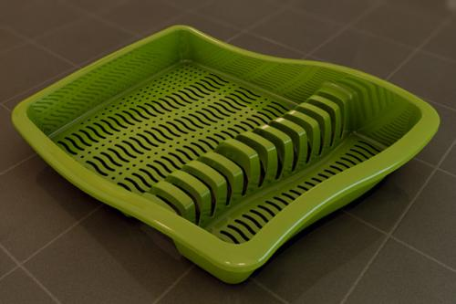 Dishdrainer for Ecomould