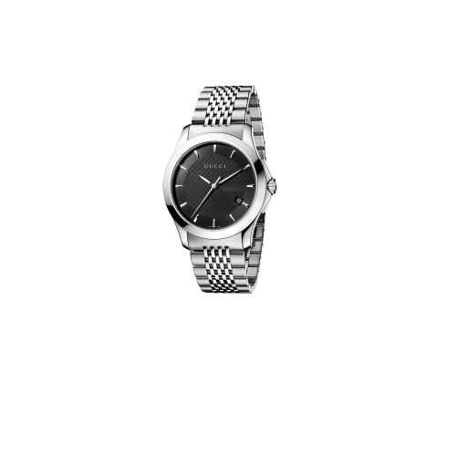 Gentlemans Gucci G Timeless Bracelet Watch P265 18758 Zoom