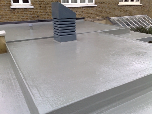 GRP Roof System: Windsor