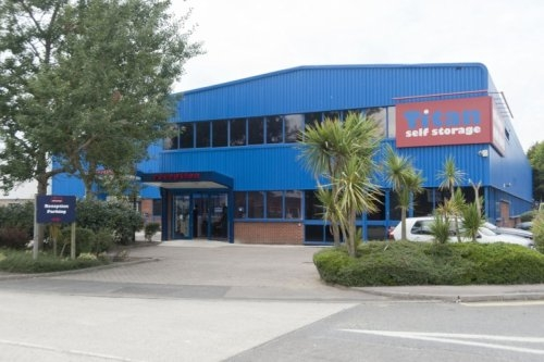 Titan Self Storage in Littlehampton
