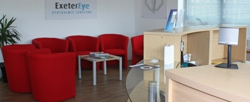 Exeter Eye Consultants Facilities
