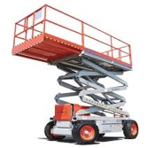 scissor lift training west midlands