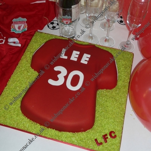 Liverpool Cake