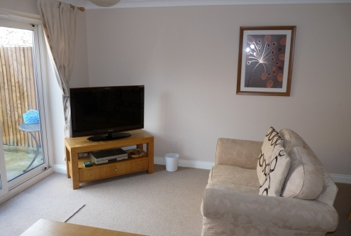 Lounge in 3 bedroom detached house