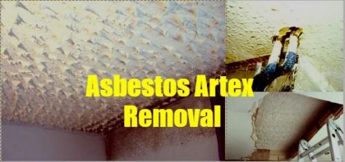 Asbestos Artex Removal
