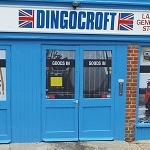 Dingocroft - Land Rover Parts Specialist
