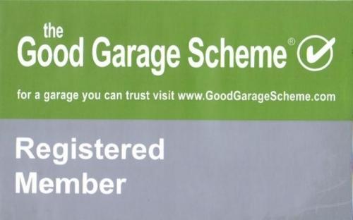 Good Garage Scheme Logo