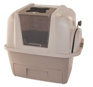 SmartSift Cat Litter Box - Pull Handle