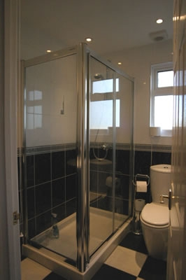Ensuite for loft conversion