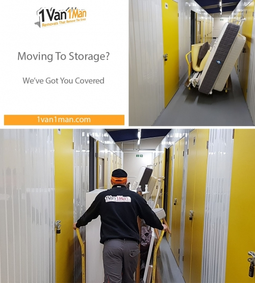 Storage Removals And Collection