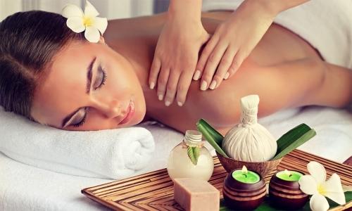 Deep Tissue Massage,Back Massage