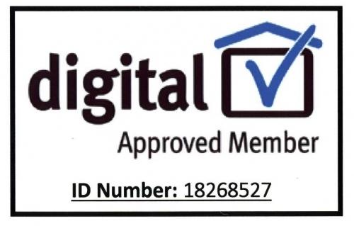 RDI Registered Logo