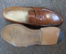Flanders Vintage Hoxton Churchs Shoes 215x175