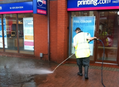 Jetwashing