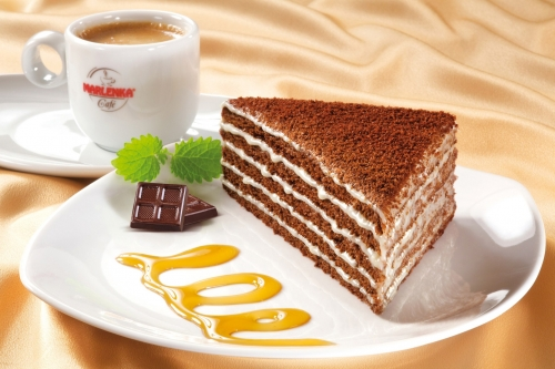 Cocoa Honey Cake MARLENKA®