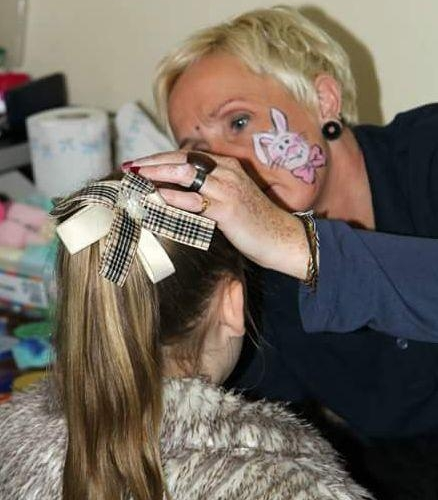 Face Painters available for hire