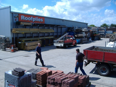 Roofplies Canopies North East Roofing Materials In