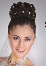 Claire Gibson Hair and Make-up Artist, Wedding Hair Belfast