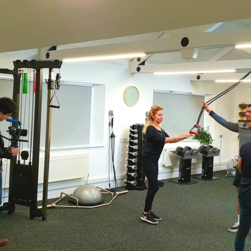 Group Fitness Training Bristol