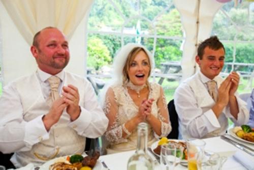 Magician Glasgow - Wedding Magic