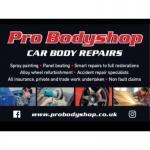 Pro Bodyshop Coatbridge Ltd