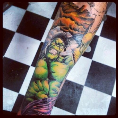 Heart For Art, Tattoo Artists In Ashton-under-Lyne
