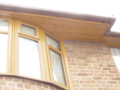 Extra Wide Soffit
