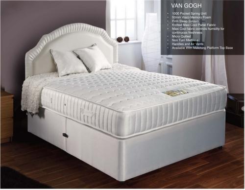 Big choice of beds