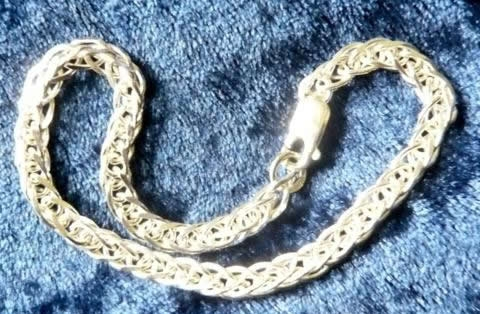 7 5mm 5mm Dc Spiga Bracelet