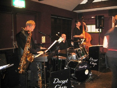 DECENT CHAPS LIVE AT THE GREGORY