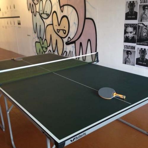 Table Tennis From Vivavegas